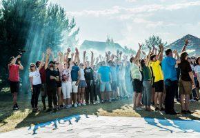 Corporate event: Nasdaq team of a century