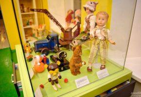 Atidarymas: Žaislų muziejaus atidarymas