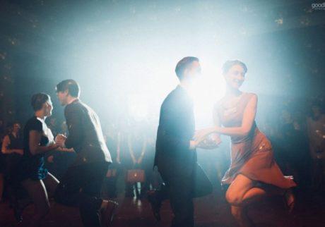 Įmonės šventė: Getsbis