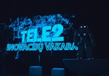 Corporate event: Tele2 Inovation evening