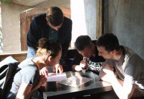 Team building: Pub-crawl
