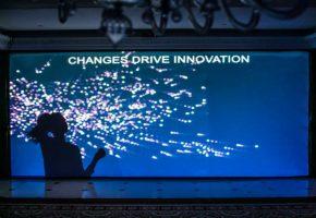 Įmonės šventė: CHANGES DRIVE INNOVATION