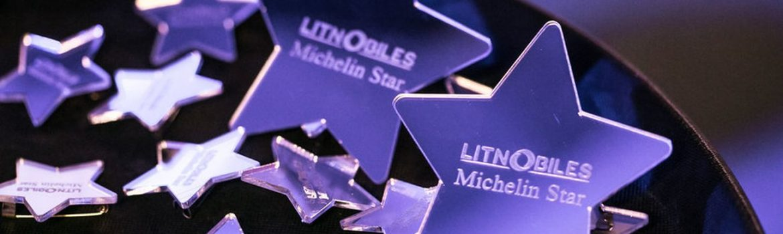 Įmonės šventė: MICHELIN STAR