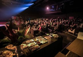 Corporate anniversary and clients event: Late Night Show