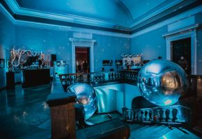 Corporate event: To the Moon and Back