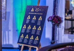 Įmonės jubiliejus: 25 metų gimtadienio šventė