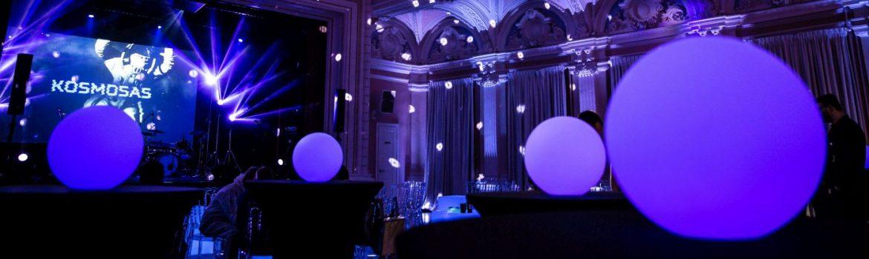 Corporate event: Cosmos