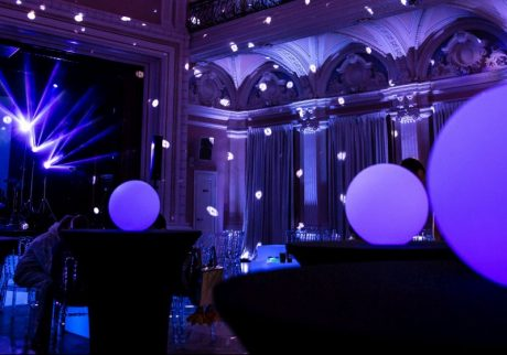 Corporate event: Cosmos