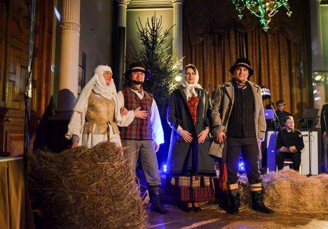 Įmonės šventė: Lietuviškos Kalėdos