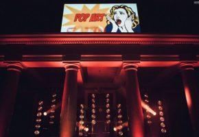 Corporate event: POP Art