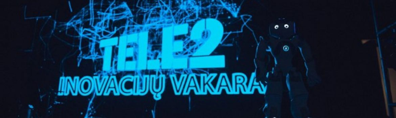 Corporate event: Tele2 Inovation evening