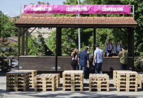 Įmonės šventė: Viena Lietuva
