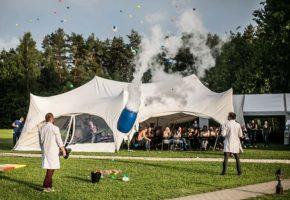 Įmonės šventė: Šimtmečio komanda