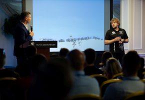 Įmonės jubiliejus: forumas