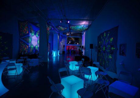 Vakarėlis: Neonkės